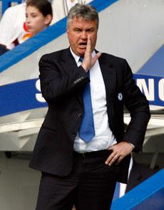Guus Hiddink   AFP
