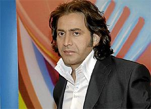 El actor y presentador Antonio Garrido. (Foto: TVE)