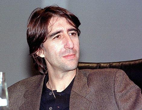 El escritor madrileño Benjamín Prado.   Efe