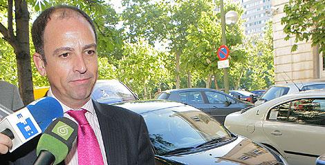 Benjamín Martín Vasco. | Foto: Óscar Monzón