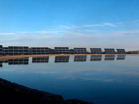 El huerto solar de Bullas. | Gehrlicher Solar