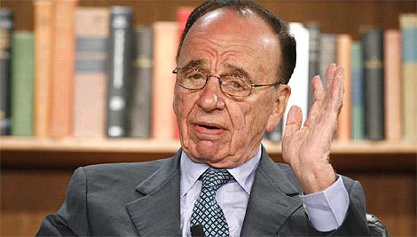 Murdoch, el pasado mes de abril durante una conferencia en Milken Institute Global Conference en Beverly Hills. (Foto: Reuters)