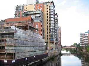 El Canal de Salford, de Manchester. | M. M.