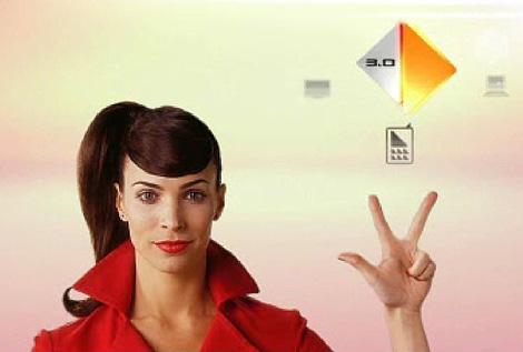 La 'presentadora 3.0' de Antena 3.