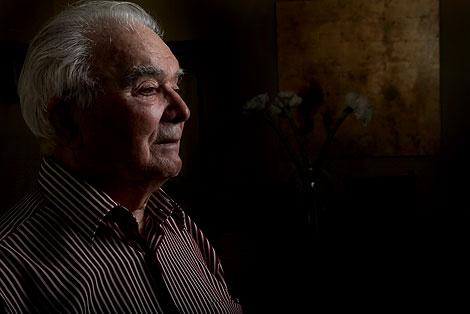 Jacques d'Andurain, de 93 años. | Antonio M. Xoubanova