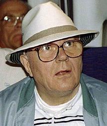 John Demjanjuk, en una imagen de 1993, cuando salió de una cárcel de Israel.   Reuters
