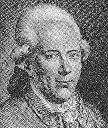 El aforista alemán Georg Lichtenberg