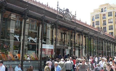 El nuevo Mercado de San Miguel. | Giorgio Silvestri