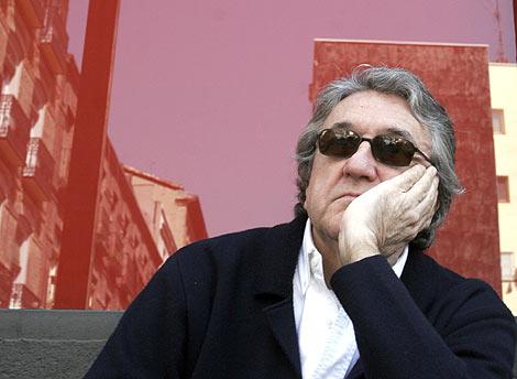 El artista Antoni Muntadas, en una imagen de 2006. | Foto: Jaime Villanueva