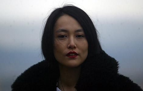 La actriz japonesa Rinko Kikuchi.   Quique García