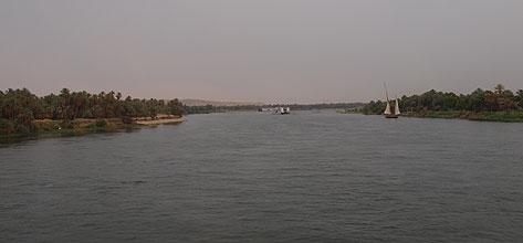 El 95% de la población egipcia vive cerca del Nilo. | Foto: T. G.