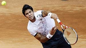 El tenista Fernando Verdasco. | Reuters