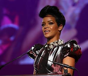 Rihanna ha perdido en imagen. | AFP