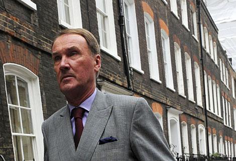 El conservador Mackay, en Westmister. | Reuters