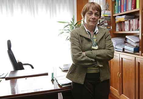 La abogada y número 2 de Iniciativa Internacionalista, Doris Benegas. | El Mundo