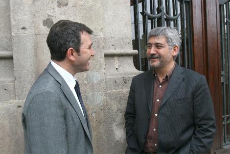 José Domingo y Antonio Robles. | Domènec Umbert