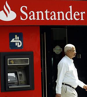 Oficina del Banco Santander   Reuters