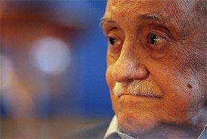 El escritor Mario Benedetti. (Foto: A. Stapff)