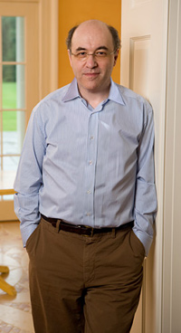 Stephen Wolfram, el 'padre' del buscador. | Wolfram