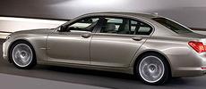 Imagen de un BMW Serie 7.