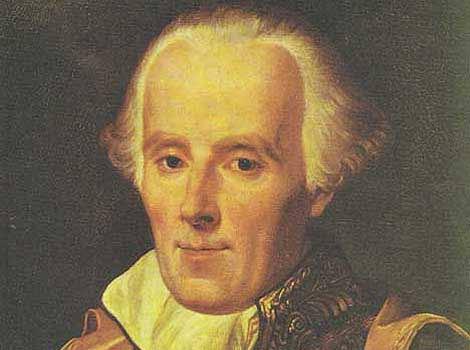 Retrato de Pierre Simon de Laplace. | Academia de las Ciencias de París