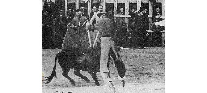 Baldomero. (Foto: Archivo del Ayuntamiento de Arganda)