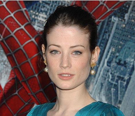 Lucy Gordon, en el estreno de 'Spiderman 3' en 2007. | Reuters
