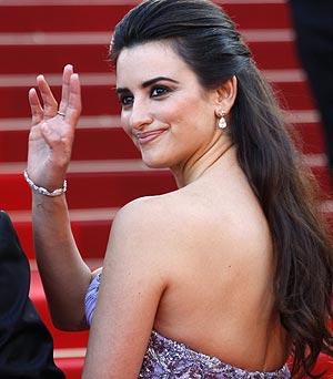 Penélope Cruz en Cannes. | Reuters