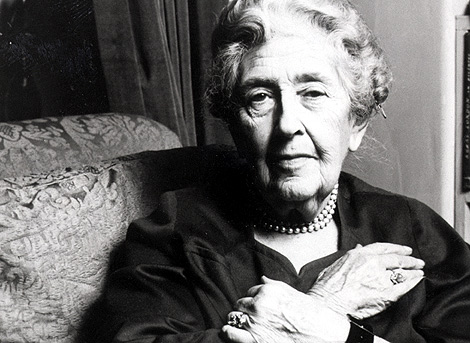 Imagen de archivo de la escritora Agatha Christie.