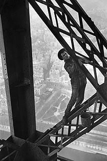 'Pintor de la Torre Eiffel'.