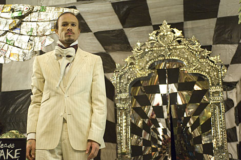 Heath Ledger, en 'The imaginarium of Doctor Parnassus'.