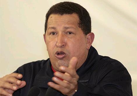 El presidente de Venezuela, Hugo Chávez. (Foto: AP).