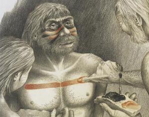 Ilustración de la portada del libro. / Eduardo Sáiz