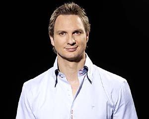 El presentador Javier Cárdenas.