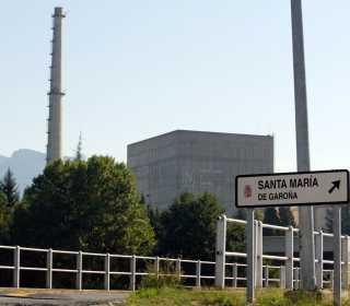 La central nuclear de Santa María de Garoña, Burgos (Foto: Javier Martín)
