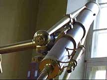 El refractor de Fraunhofer en Tartu. | Observatorio de Tartu