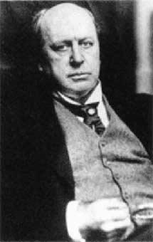 El escritor Henry James
