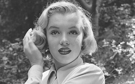 Una de las imágenes de Marilyn en 'Life'.