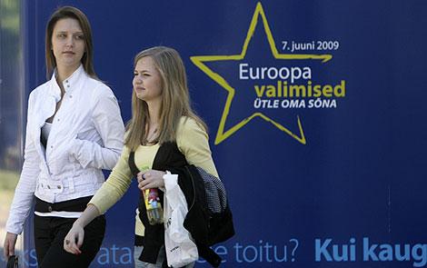 Mujeres solteras estonia