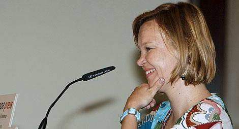 La secretaria de Organización del PSOE, Leire Pajín. | Efe