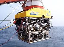 El submarino galo. | Efe