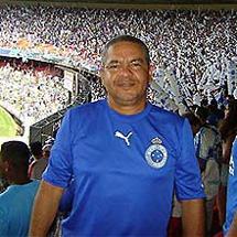 El ingeniero de Petrobas, Hilton Jadir Silveira de Souza.