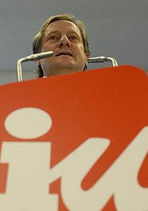 Willy Meyer, candidato de IU. | Bernardo Díaz