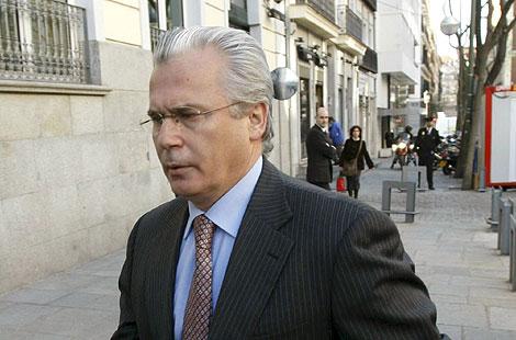 El juez de la Audiencia Nacional, Baltasar Garzón. | Efe