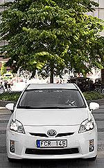Prius: más potencia, menos gasto