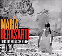 El disco de María Berasarte.