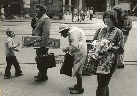 'Ostrava 1979', imagen del fotógrafo checo Víctor Kolár.