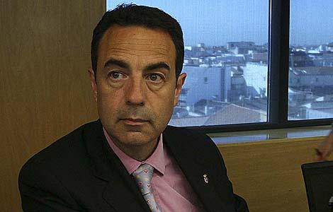 El delegado del Gobierno para la Violencia de Género, Miguel Lorente.   Efe
