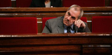 El conseller de Educación de la Generalitat, Ernest Maragall   Santi Cogolludo