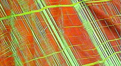Vista microscópica de una aleación ferromagnética.   UIB